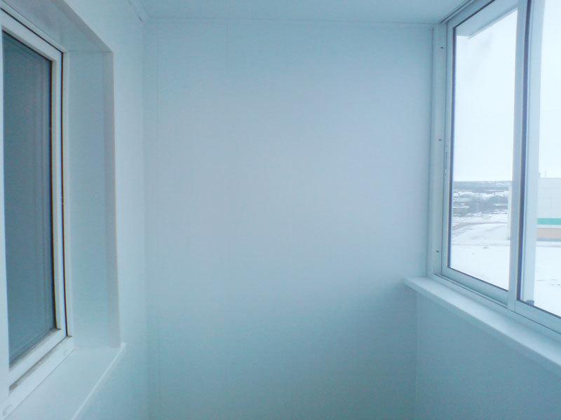 Фото отделка балконов, фотографии отделка лоджий: пластик, д.