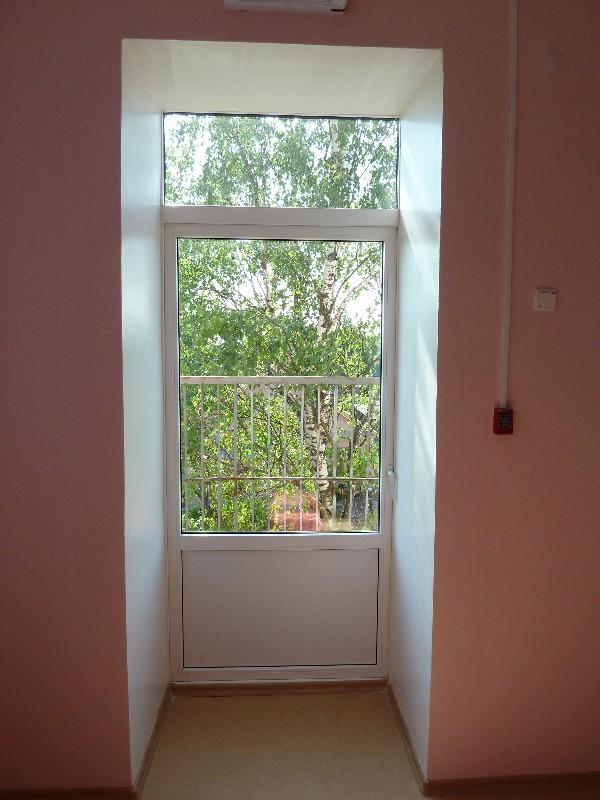Металлопластиковая балконная дверь фото пластиковых окон про.
