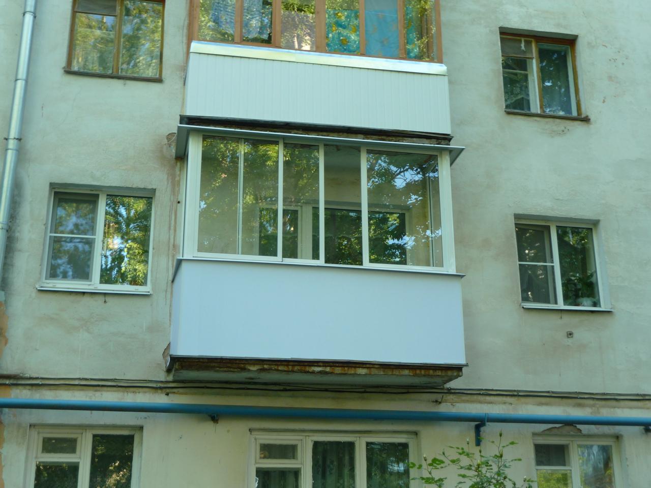 Балкон фото остекление балконов, остекление лоджий.